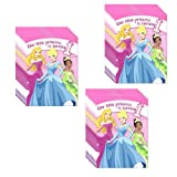 Disney 1st Birthday Princess Invitations (8 count) Party Accessory