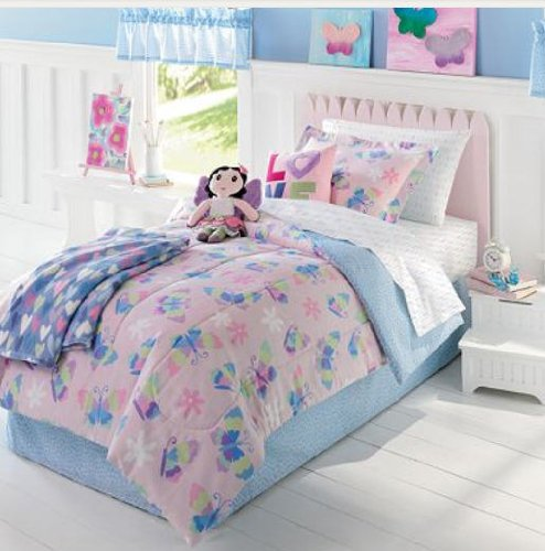 Butterfly Twin Bedding 510 front