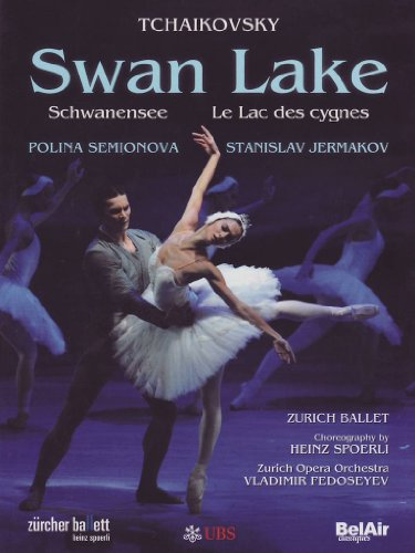 Swan Lake [DVD] [Import]
