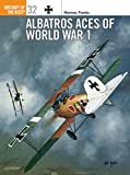 Albatros Aces of World War I (Osprey Aircraft of the Aces No 32)