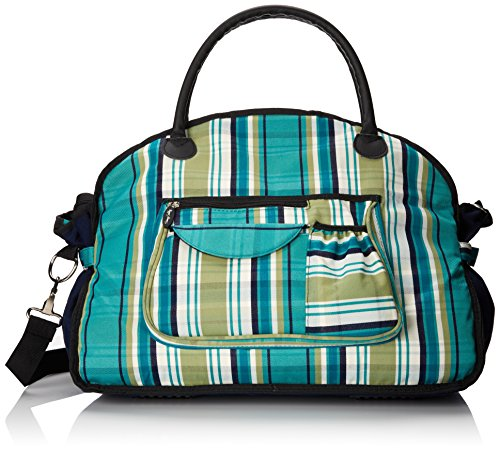 sassy-caddy-womens-preppy-tote-bag-teal-navy-white