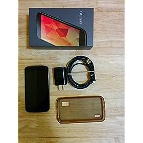 LG E960 Google Nexus 4 Unlocked GSM Phone 16GB Black
