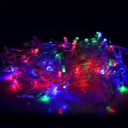 Ledjump Linkable Led Strip Lights Christmas Lighting Decoration 10M 100 Lights