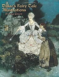 Dulac's Fairy Tale Illustrations: In Full Color (Dover Fine Art, History of Art)