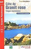 echange, troc FFRandonnée - Côte de Granit rose : Trégor morlaisien ; GR 34