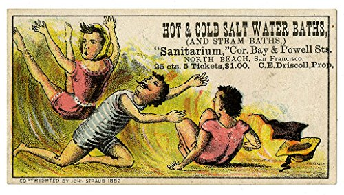 poster-a3-advertisement-sanitarium-hot-and-cold-salt-water-baths
