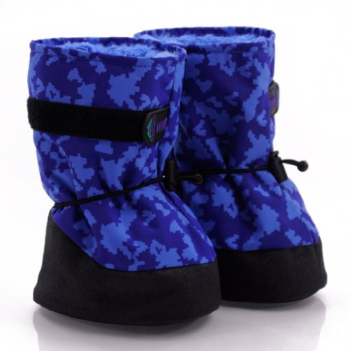 Molehill Kid's Shelled Cold Weather Booties (Infants, Toddlers, Boys & Girls)