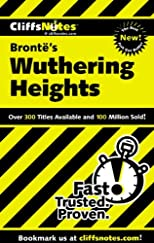 Cliffs Notes on Bronte's Wuthering Heights