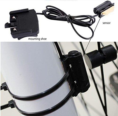 Amazon.com : Brainydeal 28-Function Bike Computer Two-line Four Windows LCD Displays : Bike Odometer