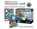 Nintendo Wii U Premium Pack 32GB +Mar...