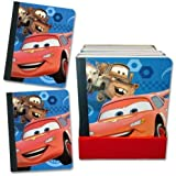 Licensed Cars 9.75x7.5 Composition Book 50 Sheets