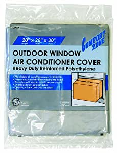 Comfort zone czac5 window air conditioner - Air conditioner cover ideas ...
