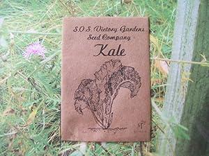 Kale Siberian 120 plus Seeds. Free Shipping.