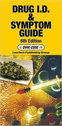 Drug I.D. & Symptom Guide: 6th Edition Qwik Code written by Editor
