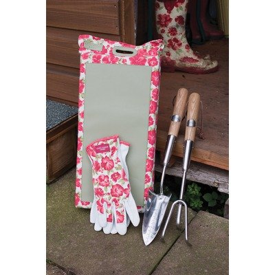 Laura-Ashley-3A097066-4-Piece-Long-Handled-Garden-Tool-Set