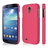 Empire Klix Slim Fit Hard Case for Samsung Galaxy S4 - Soft Touch Hot Pink