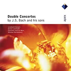 Bach, Jc : Sinfonia Concertante In F Major T.VIII/6 : I Allegro Moderato