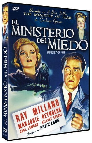 El Ministerio Del Miedo [DVD]