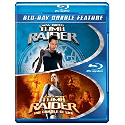 Lara Croft Tomb Raider / Lara Croft Cradle of Life [Blu-ray]