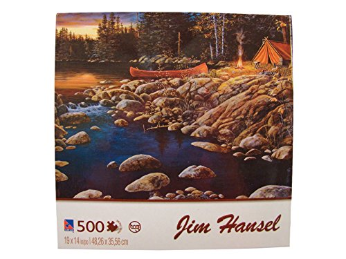 Jim Hansel 500 Piece Jigsaw Puzzle: Head Waters