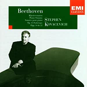 Beethoven;Piano Sons.8,9,10