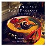 New England Soup Factory Cookbook: Mo...