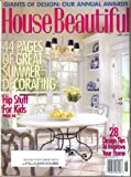 img - for House Beautiful Magazine (June, 2003) book / textbook / text book