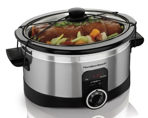 Hamilton Beach Slow Cooker 6 Quart