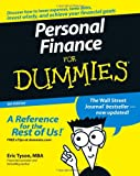 Personal Finance for Dummies (0470038322) by Consumer Dummies