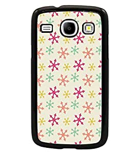 PrintDhaba Pattern D-5263 Back Case Cover for SAMSUNG GALAXY CORE i8262 (Multi-Coloured)