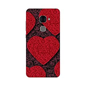 LeEco Le Max2 back cover case - Hard plastic luxury designer case-For Girls and Boys-Latest stylish design with full case print-Perfect custom fit case for your awesome device-protect your investment-Best lifetime print Guarantee-Giftroom 478