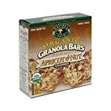 Nature's Path Organic Granola Bars, Lotta Apricot, 5-Count Bars (Pack of 6)