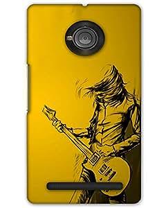 Micromax Yu Yunique Back Cover Designer Hard Case Printed Cover