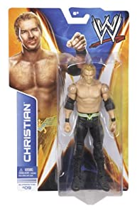 WWE Mattel Series 36 Christian Wrestling Action Figure