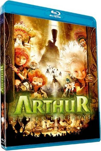 Arthur and the Minimoys / Arthur et les Minimoys / Артур и минипуты (2007)