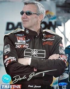 Dale Jarrett Autographed 8x10 Photo - Tristar Productions Certified - Autographed... by Sports Memorabilia