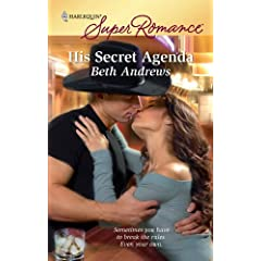 His Secret Agenda by Beth Andrews