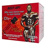 Buy MuscleMeds Carnivor Liquid Protein Beef Isolate - Power Punch 12 x  Bottle Shot Review-image