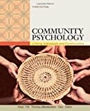 Community Psychology: Linking Individuals and Communities (1111352577) by Kloos, Bret