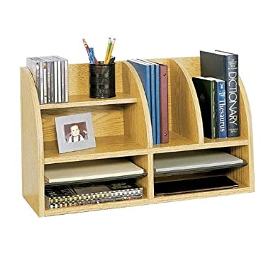 Safco Products Radius Front  Desktop