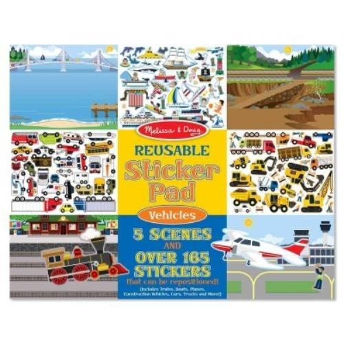 melissa-doug-reusable-sticker-pad-vehicles-165-reusable-stickers