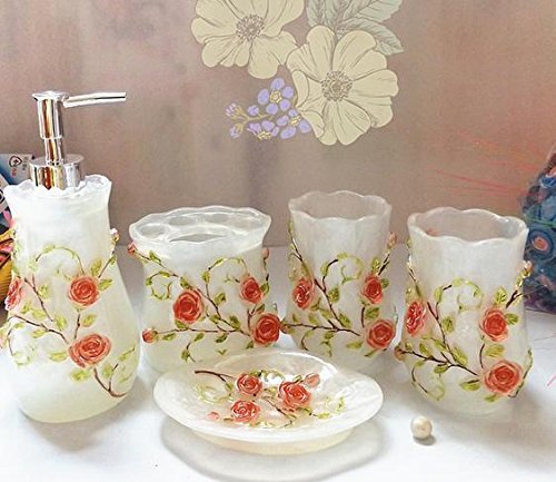 nhd-european-resin-five-piece-bathroom-set-bathroom-luxury-gift-set-2