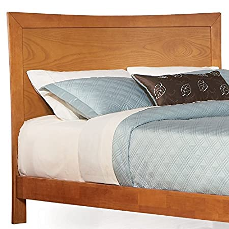 Atlantic Furniture P-87837 Miami Full Headboard in Caramel Latte