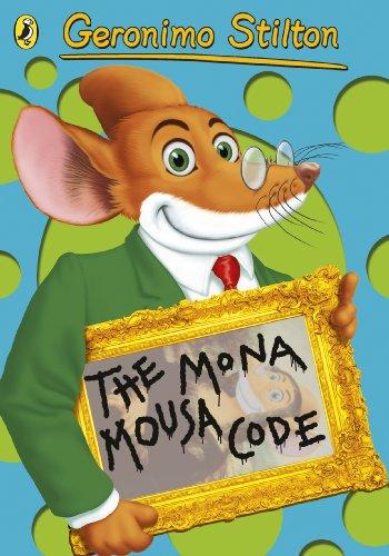 Geronimo Stilton - Geronimo Stilton: The Mona Mousa Code (#13) (Geronimo Stilton 13)