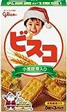 江崎グリコ ビスコ小麦胚芽入り サンタデザイン 15枚×10個