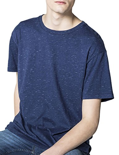 cheap-monday-mens-standard-mans-t-shirt-in-blue-color-in-size-s-blue