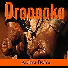 Oroonoko Audiobook by Aphra Behn Narrated by Isaiah Lawson Jr