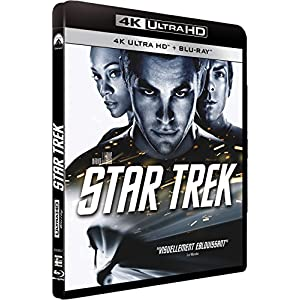 Star Trek [4K Ultra HD]