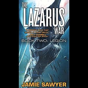 The Lazarus War: Legion Audiobook