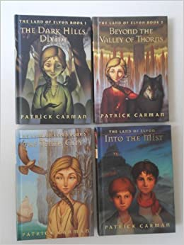 a review of the book the valley of thorns by patrick carman A 12-year-old girl learns of her magical destiny in patrick carman's  books kids fiction the dark hills divide (land of elyon  beyond the valley of thorns,.
